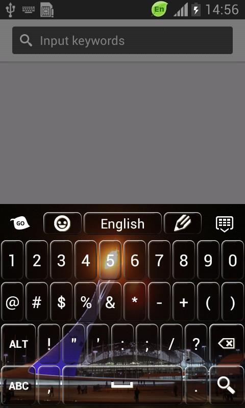 Olympic Keyboard-release