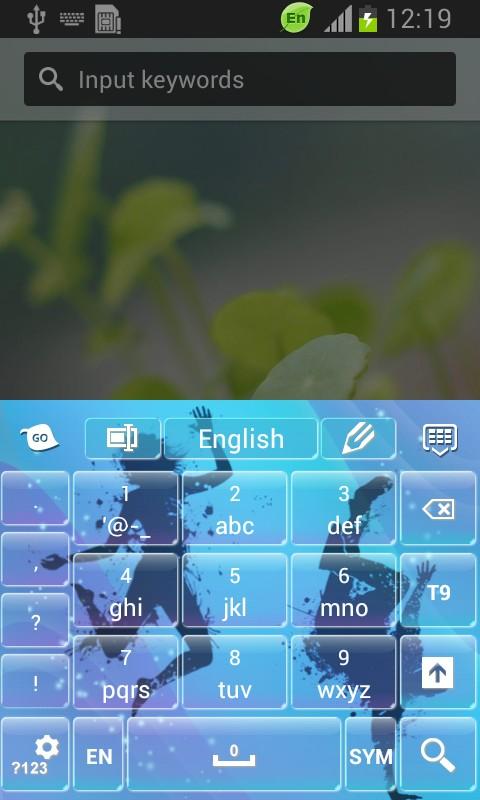 Free Spirit Keyboard-release