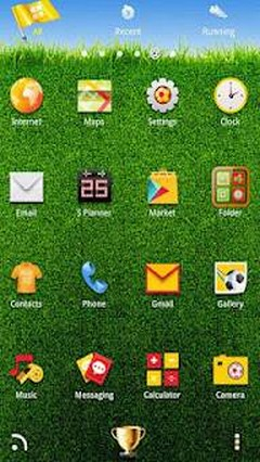 Football Go Launcher Ex