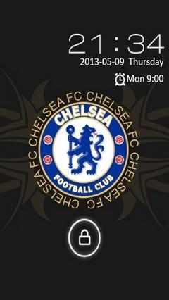 FC Chelsea Locker