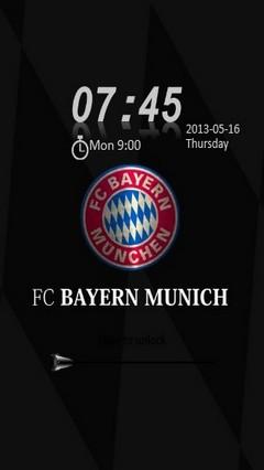FC Bayern Munich Locker