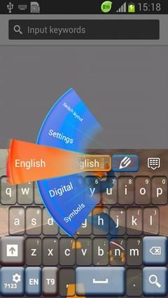 Longboard Keyboard-release