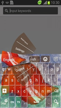 Sport Cap Keyboard