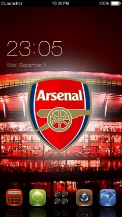 Arsenal CLauncher Themes