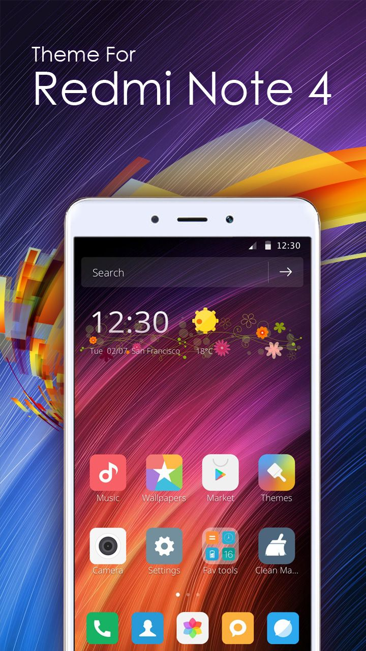 Theme For Redmi Note 4 Lovers