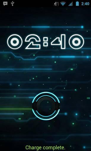 Future Glow Go locker Theme PRO
