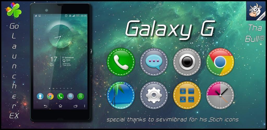 Galaxy G by ThaBull