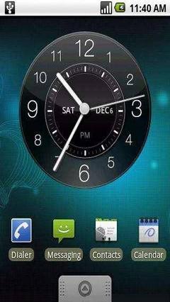 sense clock