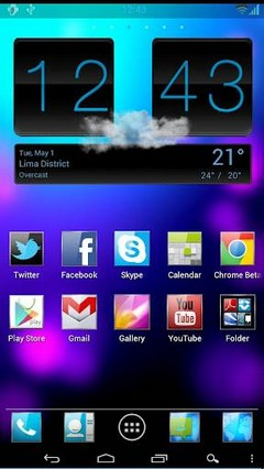 Concept HD Pack GO Launcher EX v4