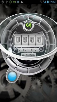 3D Watch GO Locker Theme