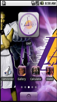 The lakers v2.0.0