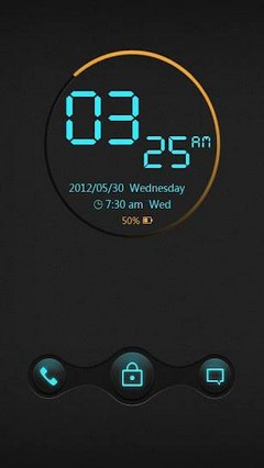 Cyrix GO Locker Theme
