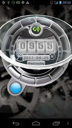 3D Watch GO Locker Theme PRO