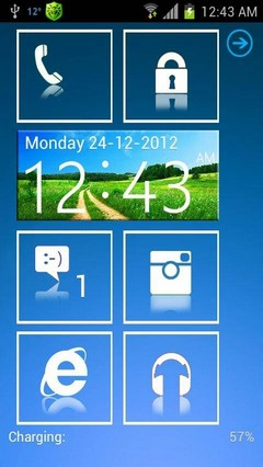 Windows 8 Ex Lumia Theme
