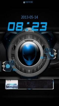 Alien Locker