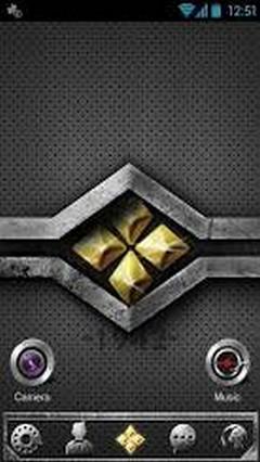 K-iron android theme