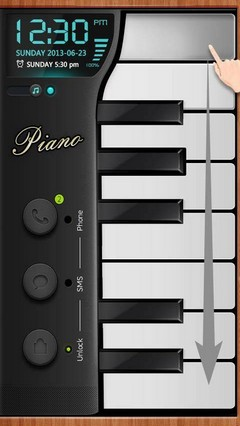 Piano - GO Locker Theme