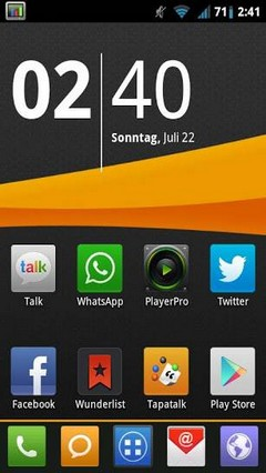 MIUI X4 Go Launcher Theme FREE
