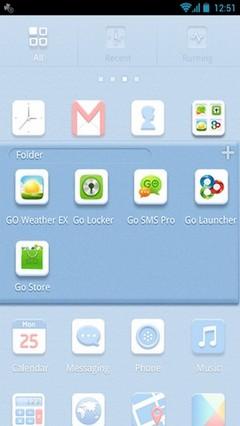simplicity GO launcher