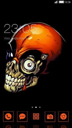 Skull Tech Wide