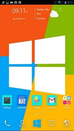 Windows Lumia 10 OS theme pack