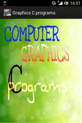 Graphics C programs