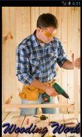 Wooding Work