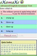 Advanced English Grammar Quiz