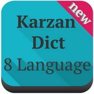 8 Languages (Karzan Dict)