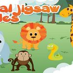 Kids Jigsaw Animal