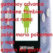 emulador Gameboid + roms