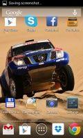 Dakar Car Class Wallpaper