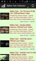 Collection of Maher Zain