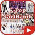 K-Pop GirlBand Music Video Clip
