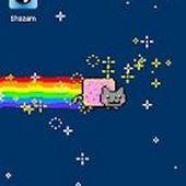 Nyan cat Game Wallpaper Alarm