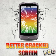 Better Cracked Screen PRO