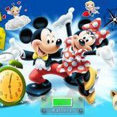 Mickey & Miny
