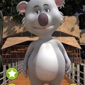 Talking Charlie Koala