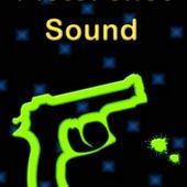 Pistol shot sound