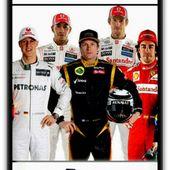 Formula One Champions