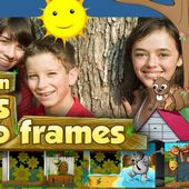 Photo Frames for Kids Pictures