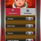 Naruto Shippuden Ringtones