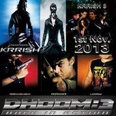 Dhoom+Krrish 3 Latest Rintones