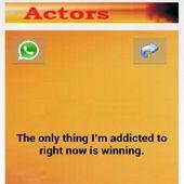 Actors WhatsApp