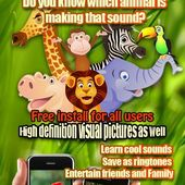 Animal Sounds and Funny Ringtones and Pictures