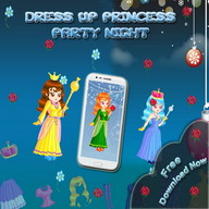 Princess Party Out Dress Up