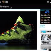 Sneaker Daily News