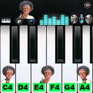 Funny Fart Piano - Einstein