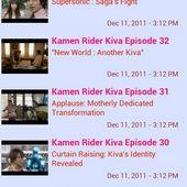 Kamen Rider Episode