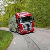 Scania Trucks Theme